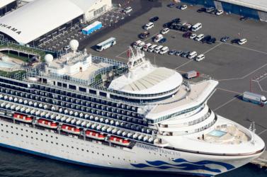 Koronavírus: megfertőződött egy magyar a japán hajón