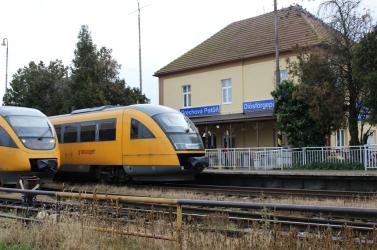 Dunaszerdahely és Pozsony között a hétvégi menetrend szerint közlekedik a RegioJet