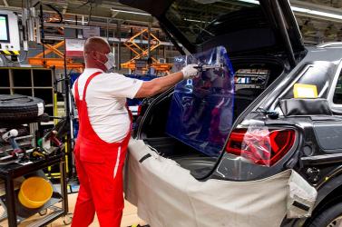 Újraindult a gyártás a győri Audiban