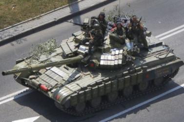 Ukrán válság - Kiújultak a harcok a Donyec-medencében, súlyos veszteségekkel