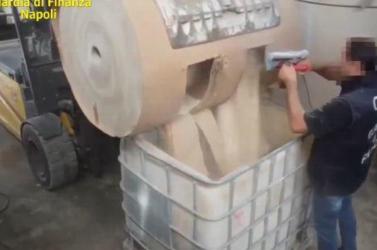 Tizennégy tonna amfetamintablettát foglaltak le az olasz hatóságok, amiket azIszlám Állam tagjainak szántak - VIDEÓ