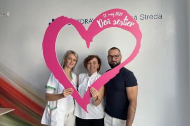 Körbeudvarolták a nővéreket a dunaszerdahelyi kórházban, hogy végre ők is jobbanérezhessék magukat a bőrükben