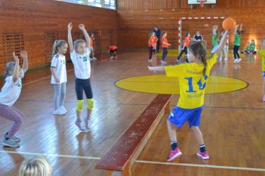 A sportot és a mozgást népszerűsítették