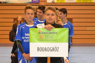 Megérkeztek Dunaszerdahelyre a kelet-szlovákiai diáksportolók