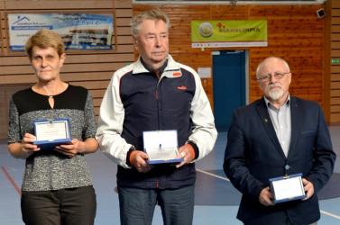 Életmű-díjakat adtak át jeles sportembereknek a Diákolimpián