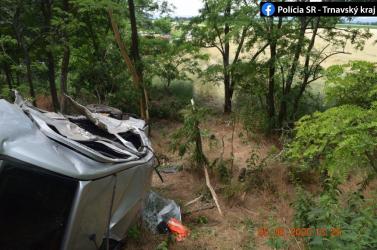 Tragikus baleset szemtanúit keresi a rendőrség a Galántai járásban (FOTÓK)
