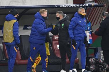 Bajnokok Ligája: Rebrov csalódott a mérkőzés eleje miatt