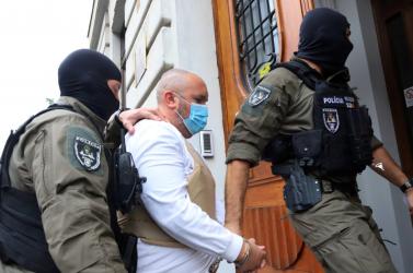 Jogerősen marad a sitten a komáromi vállalkozó, akit Lipšic és Žilinka meggyilkolásának előkészítésével gyanúsítanak