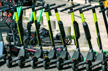 Nem környezetbarát eszköz az elektromos roller