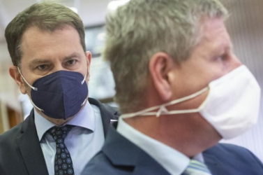 Matovič fél, hogy kegyetlen lesz a harmadik hullám, nem kíméli az egészségügyi minisztert