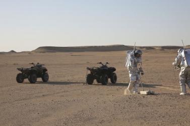 Nem is kell olyan messzire menni, hogy úgy érezzük, a Marson vagyunk
