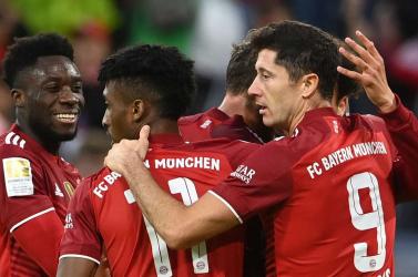 Bundesliga: A Bayern kiütötte a Herthát