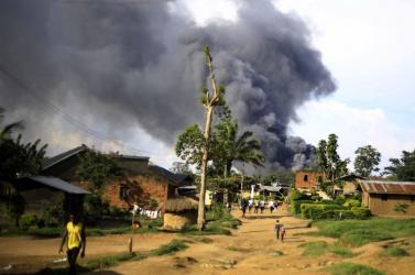 Biztonsági zárlat alá helyezték az ebolaközpontokat a kongói Demokratikus Köztársaság keleti részén a zavargások miatt