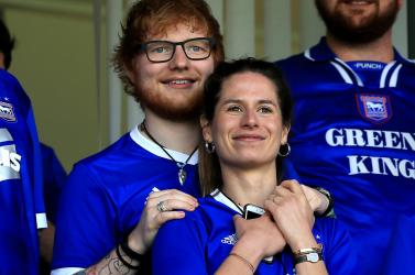Örömhír: Hamarosanapa lesz Ed Sheeran