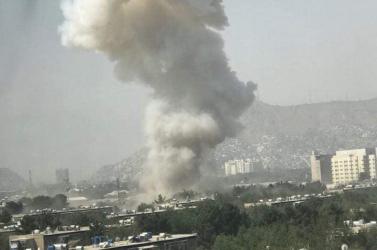 Öngyilkos merénylő robbantotta fel magát Kabulban, a NATO-központ közelében