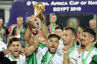 Afrika Kupa - Algéria másodszor diadalmaskodott