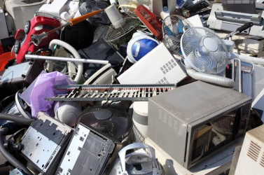 Rekordmagasságba emelkedett a világ elektromos hulladékának mennyisége az elmúlt évben