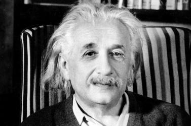 Einstein-kéziratot árvereznek el novemberben