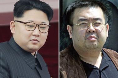 A CIA informátora volt Kim Dzsong Un meggyilkolt féltestvére