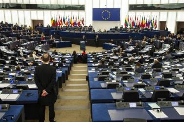 Az Európai Parlament a magyar koronavírus-törvényről vitázott