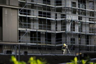 Az építőipar és az ipari termelés is megszenvedte a 2020-as évet