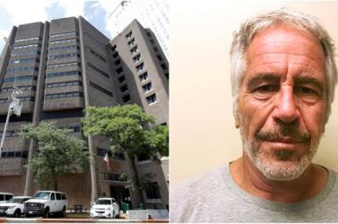 Az orvosszakértő szerint Epstein felakasztotta magát