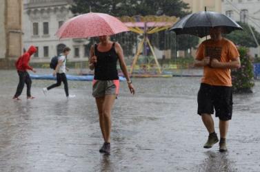 Heves esőzések sújtják a legnépesebb ausztrál államot