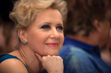 Bámulatosan néz ki az 58 éves magyar színésznő