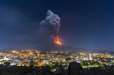 Elérte a görög fővárost is az Etna hamufelhője