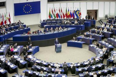VÉGLEGES: Kiléptek a fideszes képviselők az Európai Néppárt EP-frakciójából