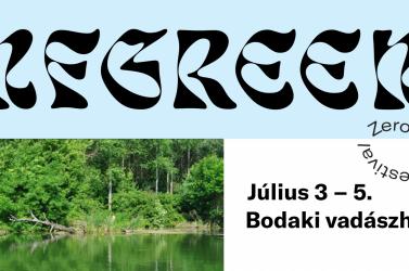 Bodakon mutatkozik be a hétvégén a három napos NFGreen fesztivál
