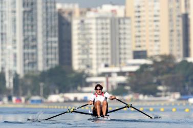 Rio 2016 - Törölték az egész vasárnapi evezős programot