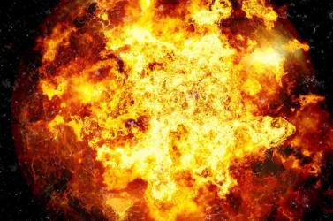 Kiürítenek egy kazah várost a közeli lőszerraktárban keletkezett tűz miatt