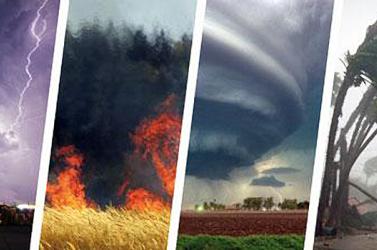 Nem is volt olyan szélsőséges a 20. század éghajlata, mint amilyennek láttuk...
