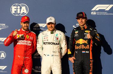 Egyesült Államok Nagydíja - Valtteri Bottas nyerte az időmérőt