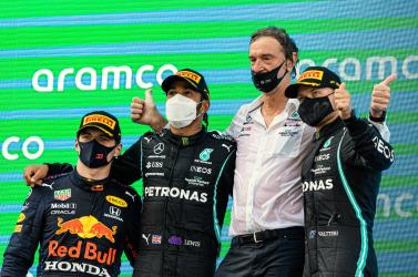 Spanyol Nagydíj - Hamilton hatodszor győzött Barcelonában