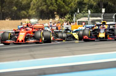 Francia Nagydíj - Végeredmény, a vb-pontversenyek állása