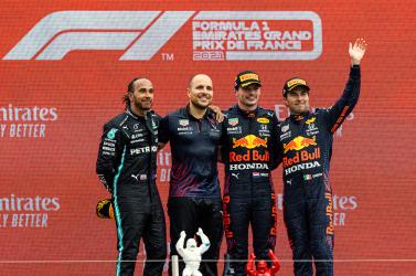 Francia Nagydíj: Verstappen nyert és növelte előnyét az összetettben