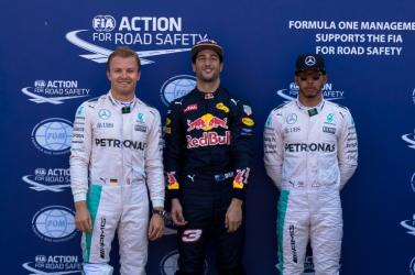 Monacói Nagydíj: Ricciardo nyerte az időmérő edzést