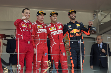 Monacói Nagydíj: Vettel győzött, Wehrlein durva balesetet szenvedett