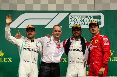 Brit Nagydíj: Hamilton hatodszor nyert Silverstone-ban
