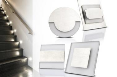 Zápustné svietidlá do steny: Ako fungujú a sú doma potrebné?