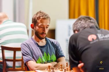 Petényi Tamás országos ezüstérmes