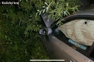 A 22 éves sofőr lerepült az útról, közel 2 ezreléket mutatott az alkoholtesztje