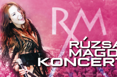 Szeptemberben Rúzsa Magdi koncert Komáromban és Dunaszerdahelyen!