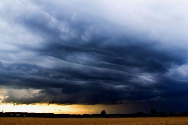 Estig marad a viharriasztás a Csallóközben is