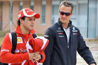 Massa beismerte, hogy tudja, milyen állapotban van Michael Schumacher