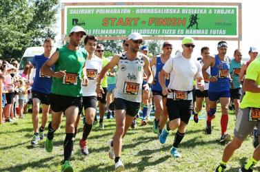 Covid Run: a felsőszeliek házhoz viszik futóversenyüket