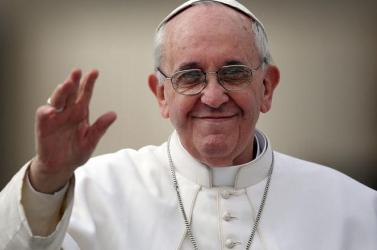 Ferenc pápa filmarchívumra vágyik, amit a Vatikánban szeretne létrehozni