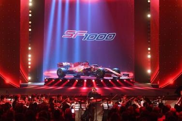 A Ferrari bemutatta idei autóját